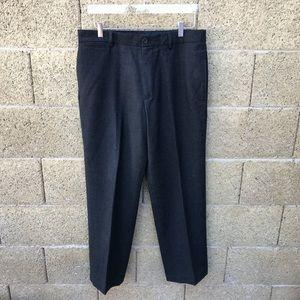 J. Crew Charcoal Wool Pants